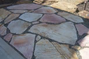flagstone paving