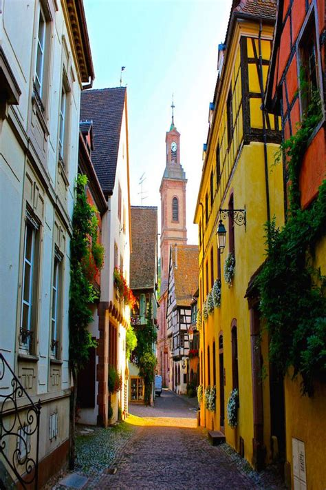 beauty and the beast village the charming french village riquewihr disney beauty