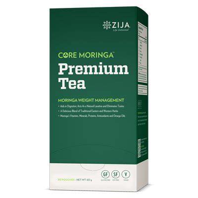 Zija Detox Tea by Zija Supermix Moringa Oliefera Detox Dietary