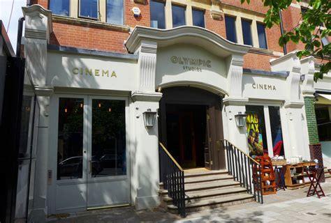 Barnes Restaurant London Olympic Studios Barnes Sw13 Known For A Long Time As A