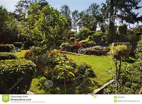 Peace Park At Mount Abu Sirohi District Rajasthan India Garden Flowers In India