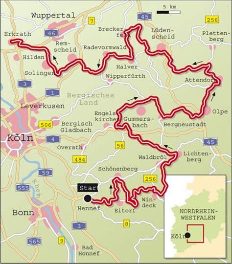 Die Motorrad Generalkarte Deutschland by Tourentipp Oberbergisches Land Infos Karte Tourenfahrer