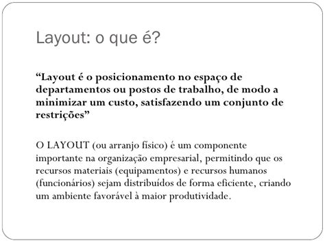 que es table layout fluxograma layout