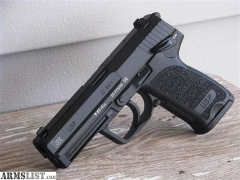 Sale Size 40 by Armslist For Sale Hk Usp 40 Size