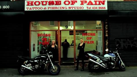 Tattoo Artist House Of Pain Manchester Youtube