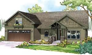 Ranch Bungalow Floor Plans by Bungalow Craftsman European Ranch House Plan 59797