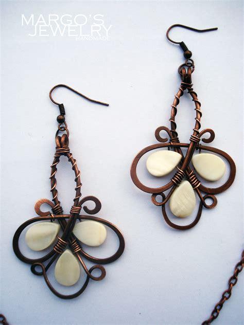 jewelry wire handmade set lot wire wrapped jewelry copper wire 3