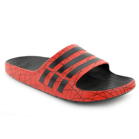 adidas sandals adidas duramo slide xtra black electric sandals flip