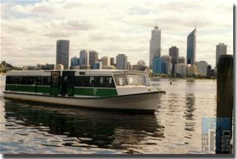 boat transport to perth ferries in perth western australia public transport