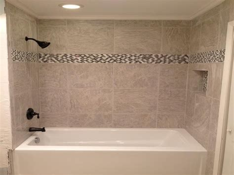 bathtub tile designs pictures the proper shower tile designs and size