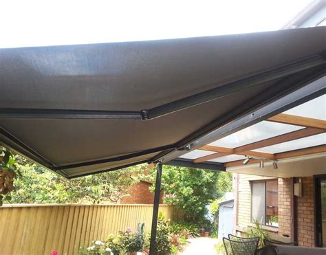 retractable awnings sydney folding arm awnings sydney retractable awnings sydney