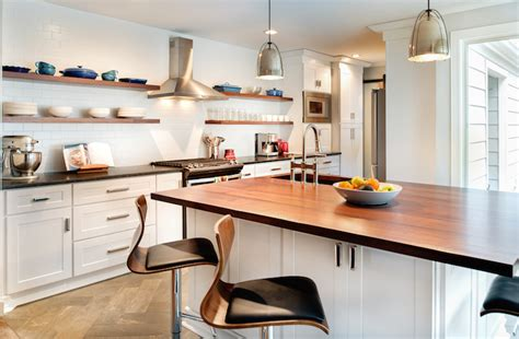 Kitchen Open Shelving Concept Local Design Experts Dish On The Kitchen Trends