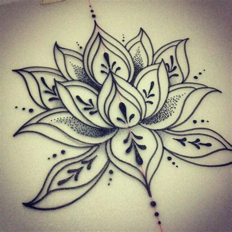 mandala tattoo uk the 25 best ideas about lotus mandala tattoo on pinterest