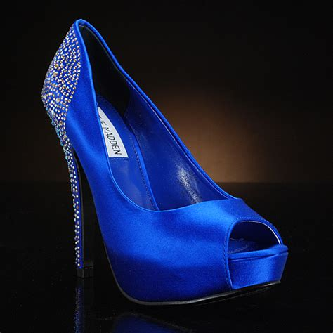 royal blue wedding shoes yet ipunya