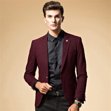Korean Style Blazer Blazer Style Blazer aliexpress buy mens blazer high quality suit jacket