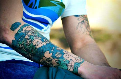 tatuagens e biologia por que a tinta fica pra sempre na