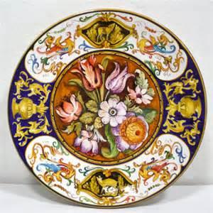 Artistic Vases Floral Decorations 187 Ceramiche Di Faenza La Vecchia