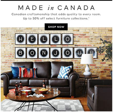 Made In Canada Ideas Collections - hudson s bay canada offers save up to 50 select