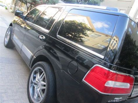 sell used 2007 lincoln navigator fully loaded navigaton