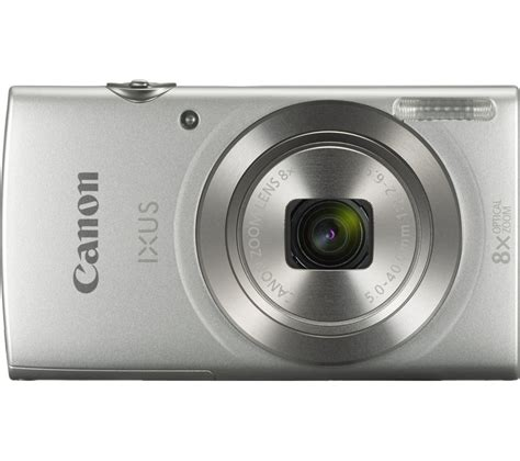 canon ixus buy canon ixus 185 compact silver free delivery
