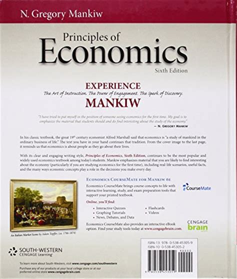 principles of economics mankiw s principles of economics