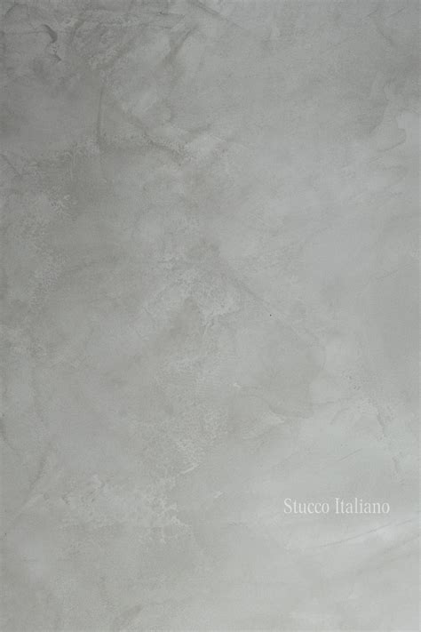 Black Silver Embedded Surface Styling metallic marmorino stucco italiano
