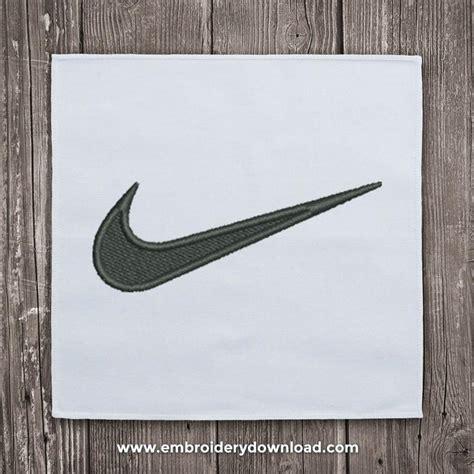 embroidery design nike nike swoosh logo embroidery design