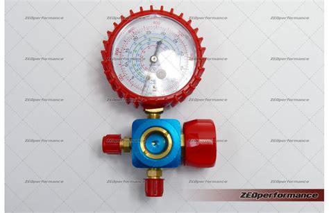 Manifold R22 r410a r22 r134a r404a single manifold