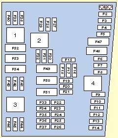 Fuse Sikring Motor Ukuran 5 10 15 20 volkswagen golf mk5 fuse box diagram auto genius