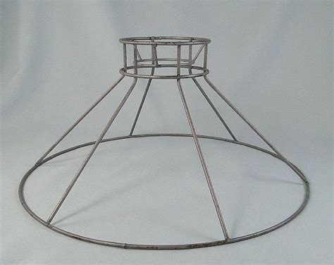 A Shade Of Vire 7 l shade wire frame to make your own