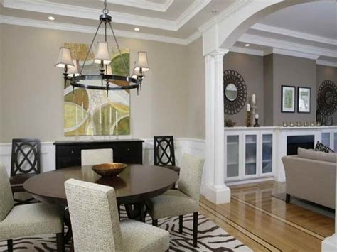 Modern Dining Room Paint Colors by Top Dining Room Colors Dining Room Greige