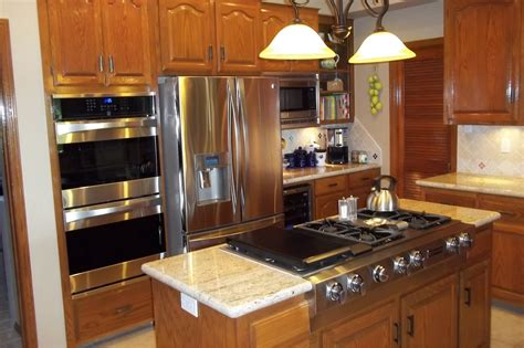kitchen island with cooktop kitchen kitchen islands with stove top and oven patio