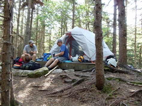 Section Hike Appalachian Trail by 22 Days Section Hiking The Maine Appalachian Trail