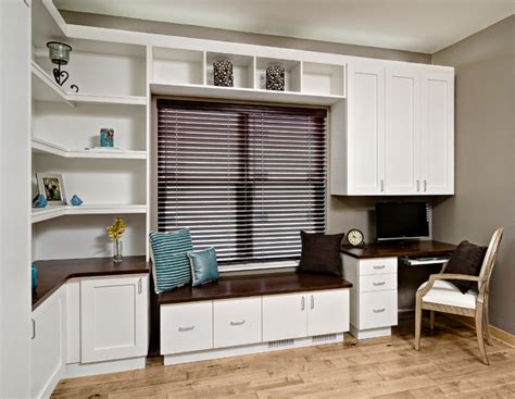 featured home officemurphy bed project contemporary