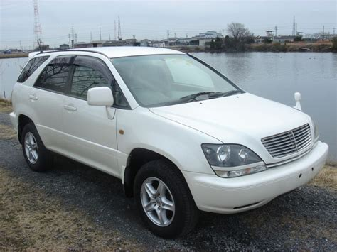 toyota harrier sale toyota harrier 1999 used for sale