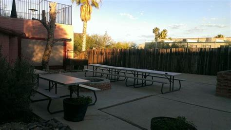 patio dining picture of mae s steak house tucson