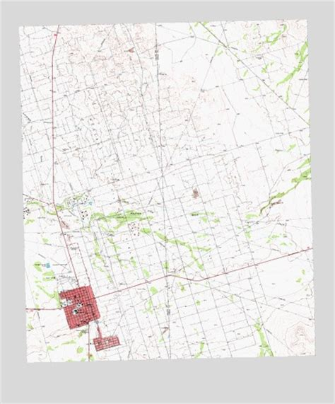crane texas map crane tx topographic map topoquest