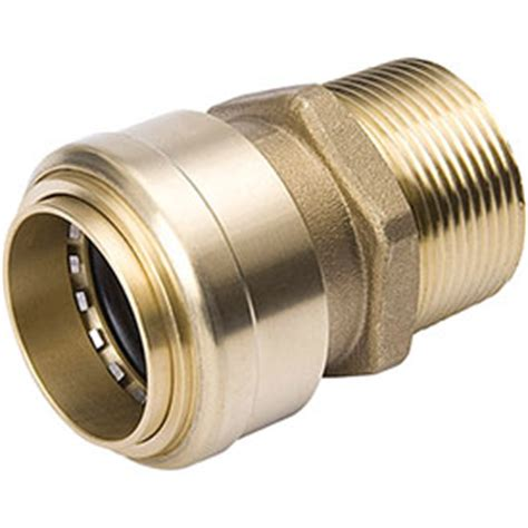 Push Plumbing Fittings by Pipe Fittings Push Connect Fittings Push Fit Adapters