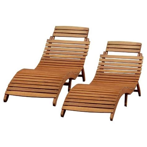 lahaina wood outdoor chaise lounge lahaina set of 2 acacia wood patio chaise lounge natural