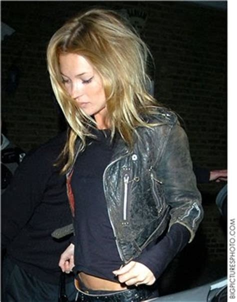 Kate Moss Weathered For Fhm by Bloomerism A By Inbloom Event Design Leather