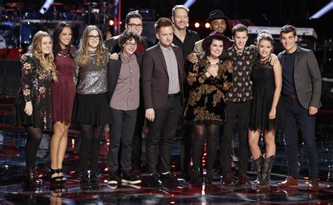 On Voice top the voice