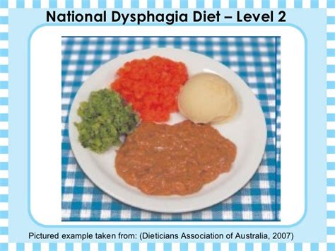 Modification Of Diet by Jones Dysphagia Diets Presentation