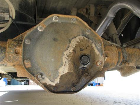 2000 dodge ram 1500 rear differential rear end leak dodgeforum