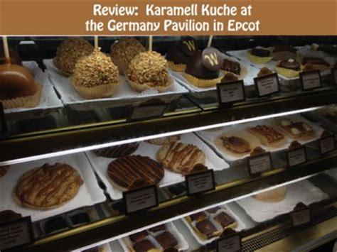 Karamell Kuche Epcot by Karamell Kuche Epcot Menu Rezepte Zum Kochen Kuchen