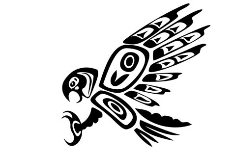 animal tribal tattoos tribal eagle animal tattoos design on arm for mix