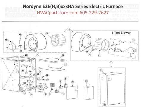 circuit e2hadiagram intertherm electric furnace der