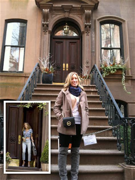 Address Apartment Carrie Bradshaw Thumba Lea February 2012