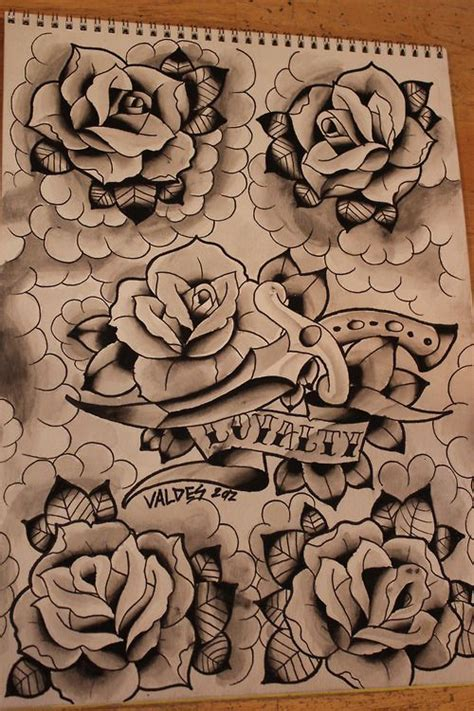 american rose tattoo google search tattoo ideas