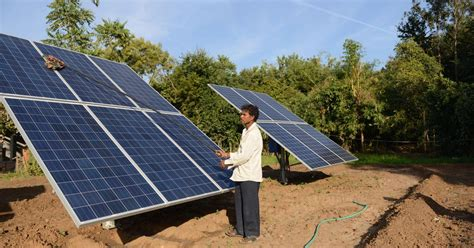 switching to solar power renewable energy push moving away from fossil fuel is a idea but india is going about it wrong