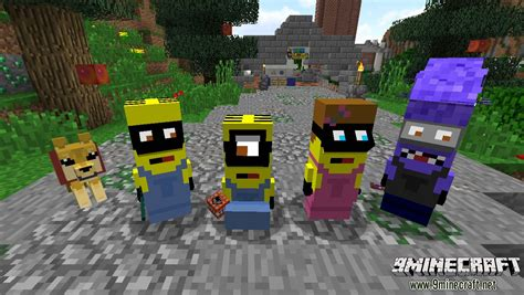 mod in minecraft download think s lab minions mod 1 8 1 7 10 9minecraft net
